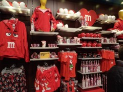 M&M's world